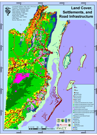 Belize Land Use Cover